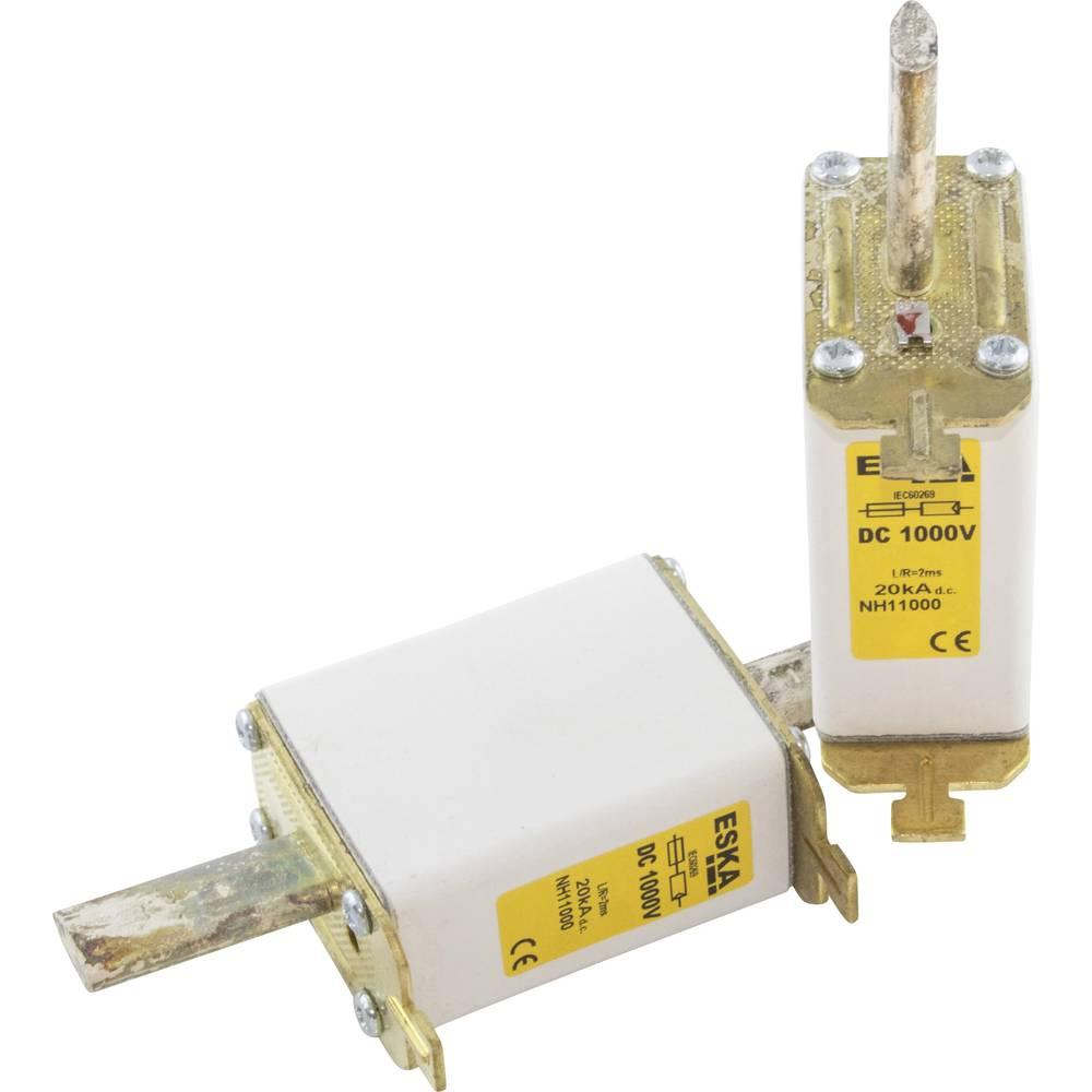 NH-sikring Sikringsstørrelse = 1C 63 A 1000 V/DC ESKA NH 1C 1000V DC 63A