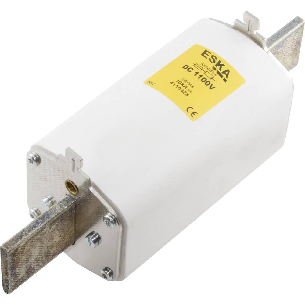 NH-sikring Sikringsstørrelse = 3C 315 A 1100 V/DC ESKA NH 3C 1100V DC 315A