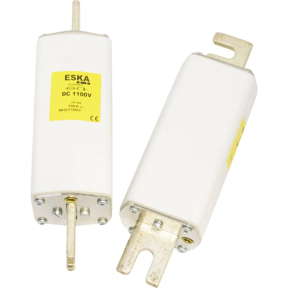 NH-sikring Sikringsstørrelse = 2 250 A 1100 V/DC ESKA NH 2 DC 1100V 250A Schraubkontakt