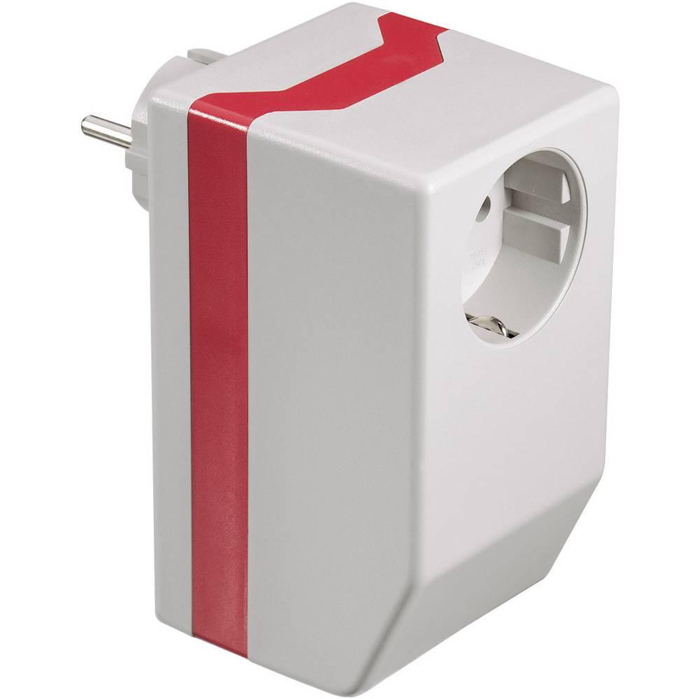 Stikkabinet Strapubox SG 1022 121 x 66 x 55 Plast Grå 1 stk