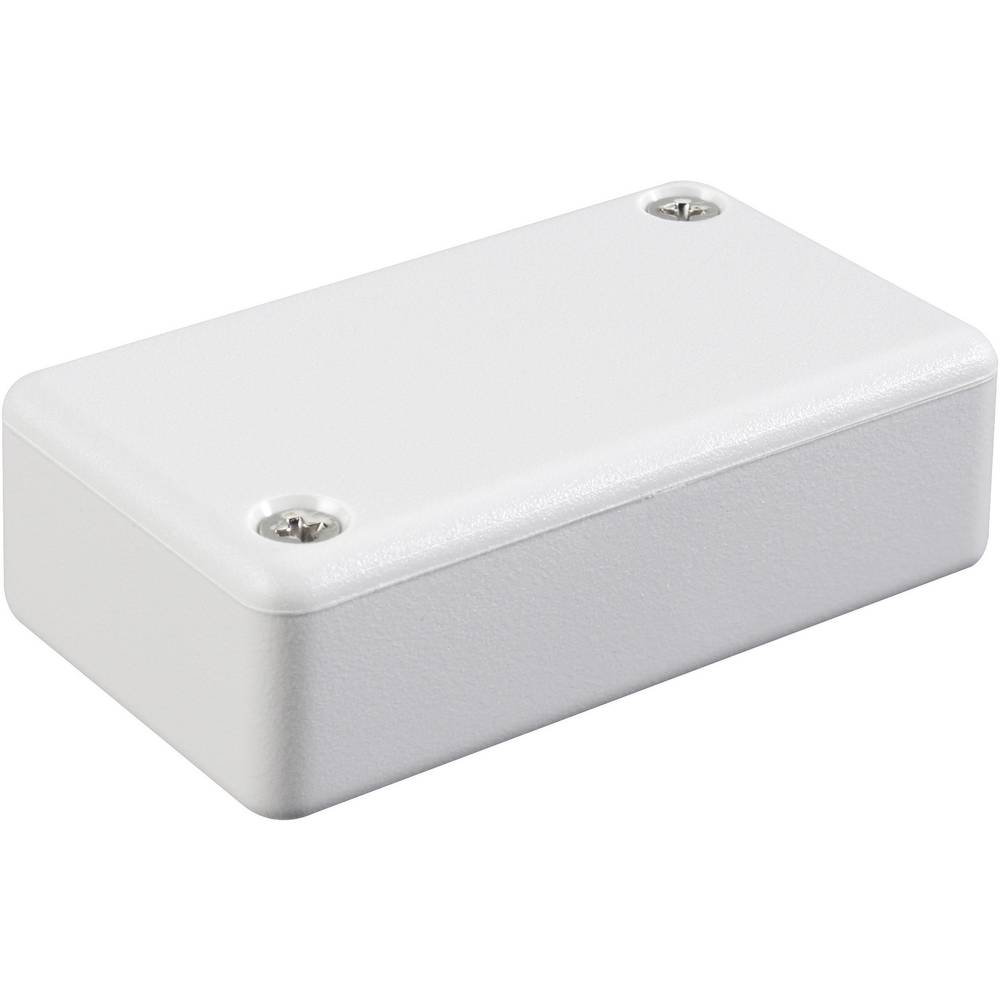 Hammond Electronics 1551FBK-Euro kućište, ABS crno, 50x35x15mm