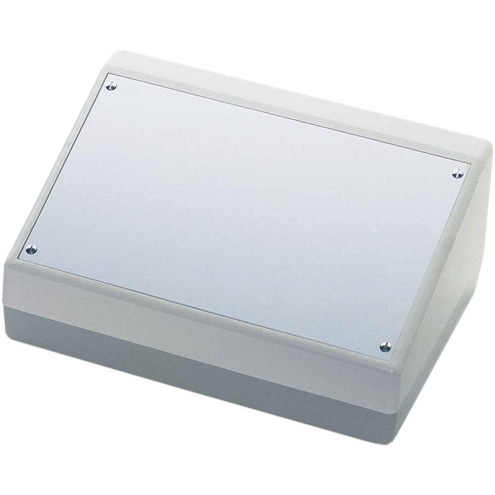 Pult-kabinet OKW AS054468 228 x 76 x 216 ABS, Aluminium Aluminium (anodiseret) 1 stk