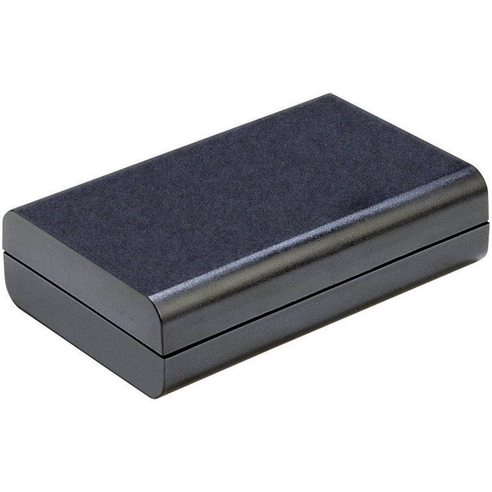 Universalkabinet 123 x 30 x 70 Plast Grå Strapubox 2515 GR 1 stk