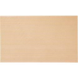 Platine (value.1292430) Hårdt papir (L x B) 160 mm x 100 mm 35 µm Rastermål 2.50 mm WR Rademacher WR-Typ 715-5 Indhold 1 stk
