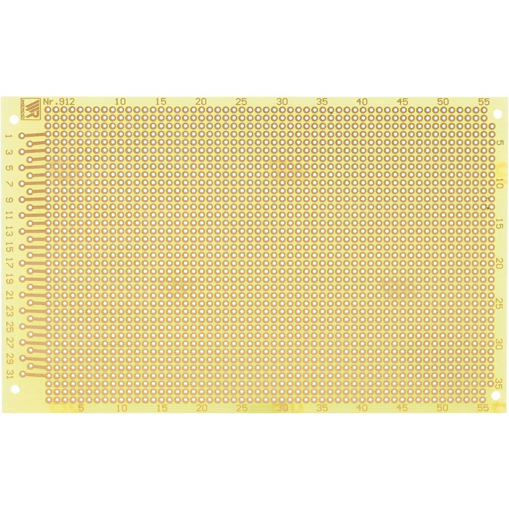 WR Rademacher Laboratorijska pločica (DxĹ xV) 160 x 100 x 1.5mm C-912-EP