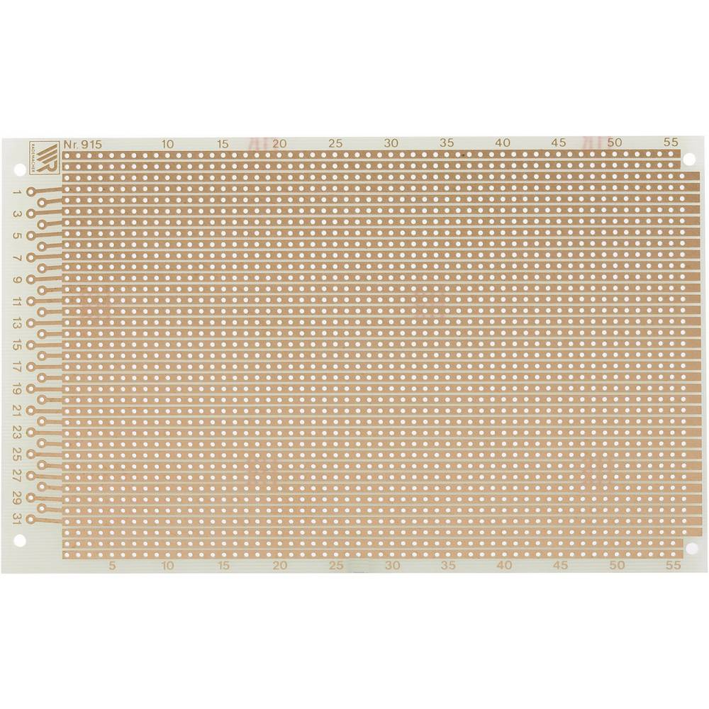 WR Rademacher Laboratorijska pločica (DxĹ xV) 160 x 100 x 1.5mm C-915-EP