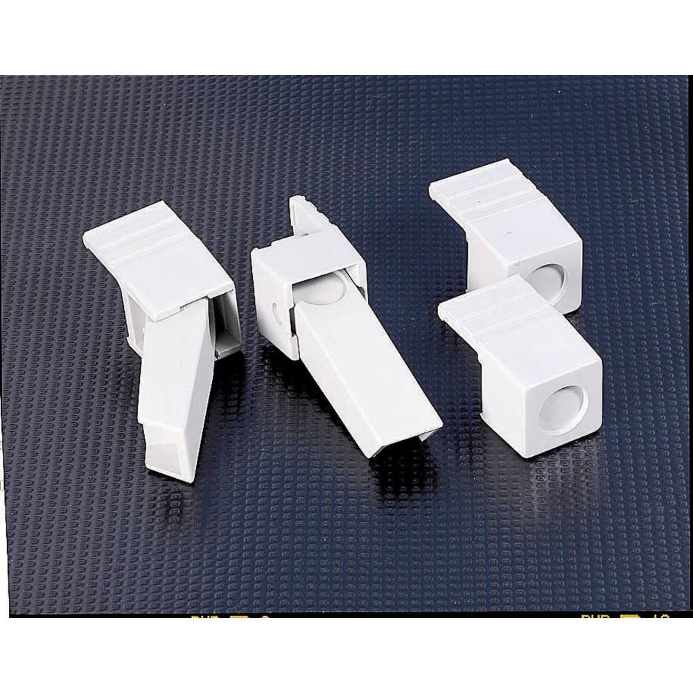 Bopla-Sklopiva nogica UM-ASK, koso položeno kućište Ultramas, umjetna masa, svijetlo siva 56012100