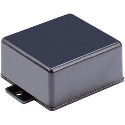 Modularno kućište 69 x 58 x 31 ABS crne boje TRU Components TC-C04 SW203 1 kom.