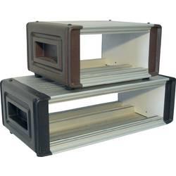 Laboratorie-kabinet Proma 133040 332 x 175 x 280 Aluminium Aluminium (anodiseret), Brun 1 stk