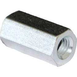 Afstandsbolte (L) 50 mm M5 x 11 Stål verzinkt PB Fastener S58050X50 10 stk