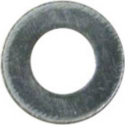 TOOLCRAFT podloške, unutarnji promjer: 3.2 mm M3 DIN 125 čelik pocinčani 100 komada TOOLCRAFT A3,2 D125:A2K 191558