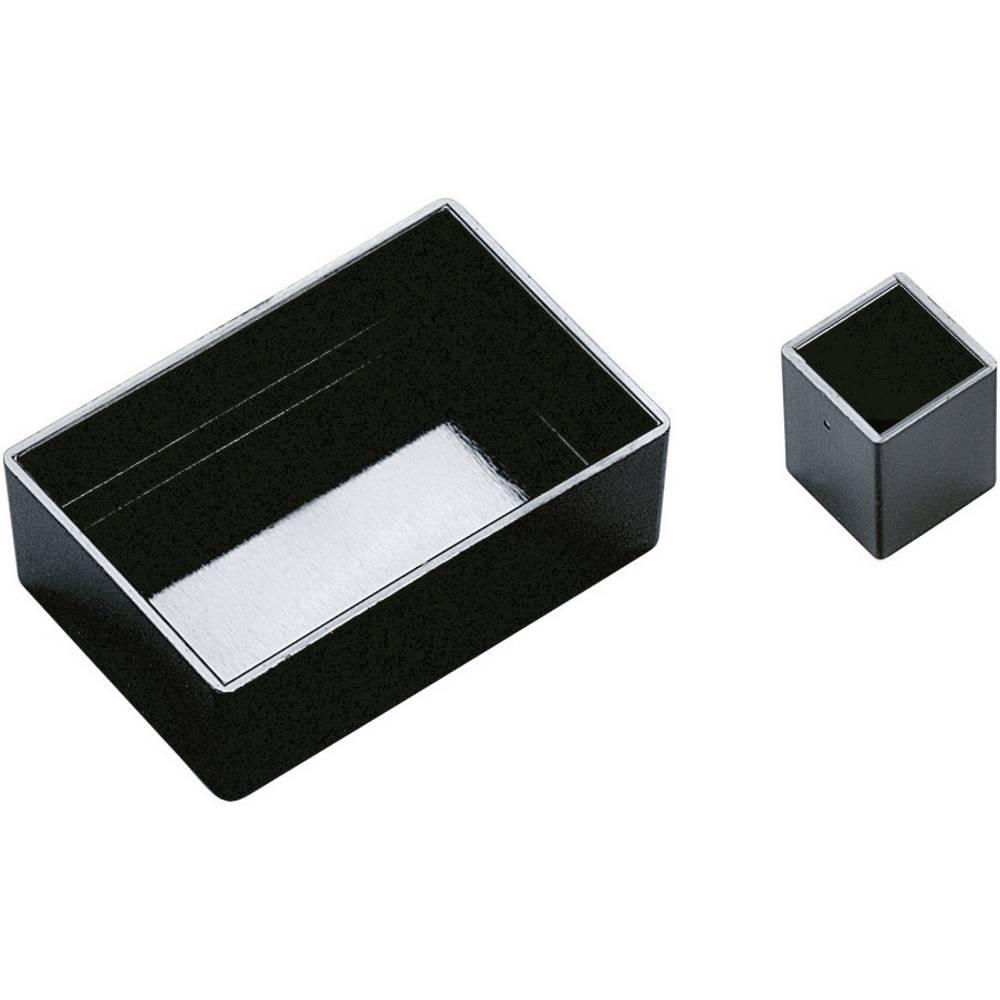 OKW Prazno kućište za modul PA6,6 (DxŠxV) 38.8 x 38.8 x26.5mm crna