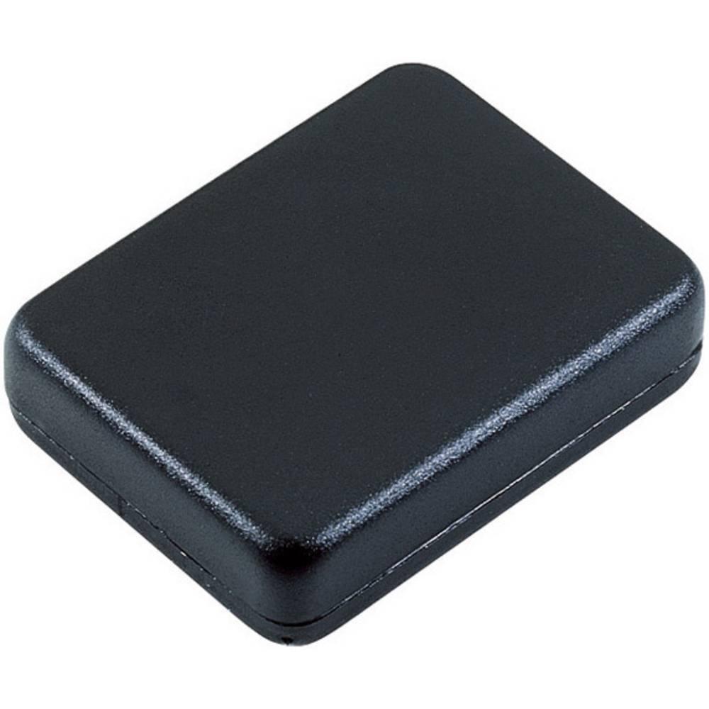 Strapubox Mini-Modul-kućište(DxŠ xV) 50 x 38 x 14 mm, crna 2044