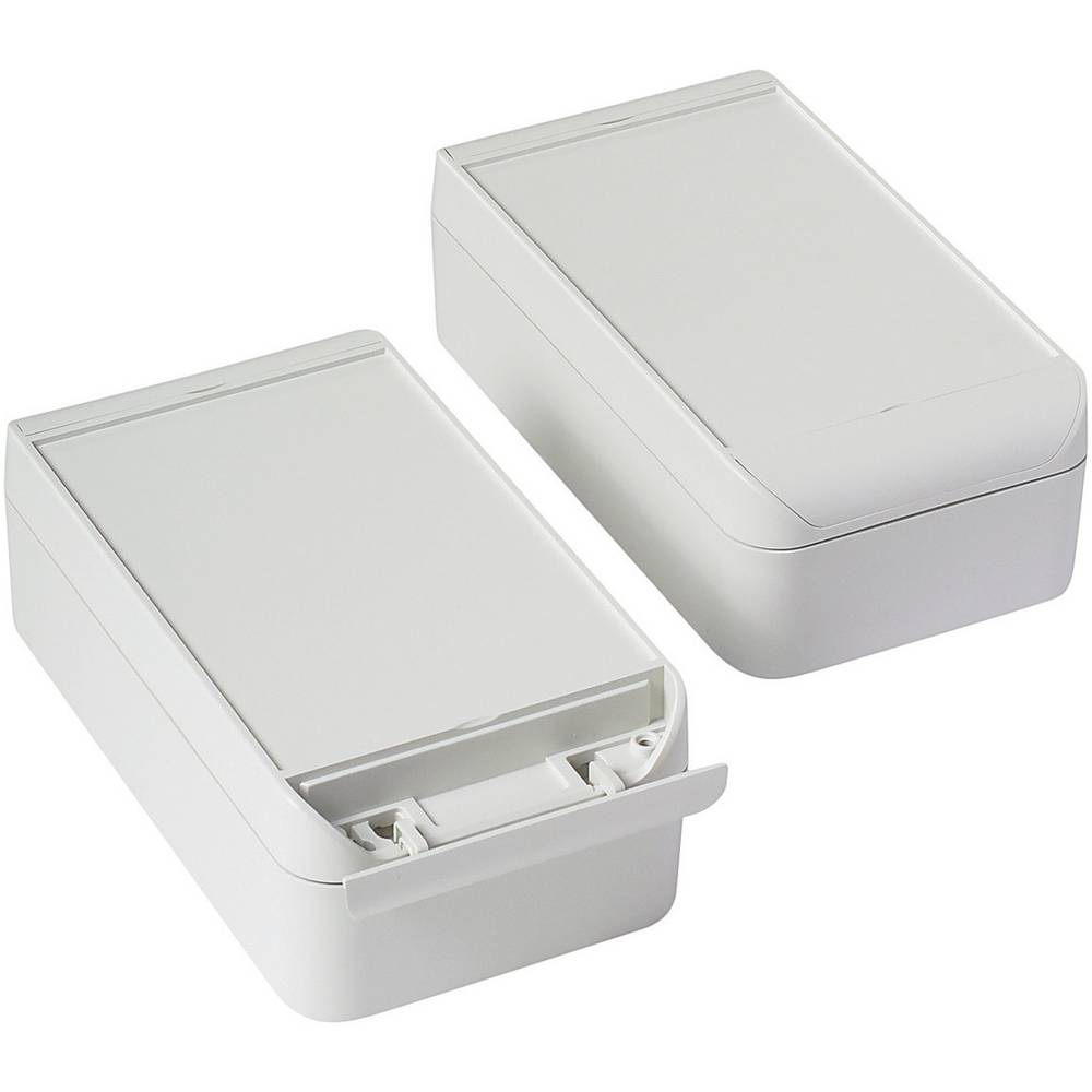 Universalkabinet 280 x 170 x 60 ASA+PC Lysegrå (RAL 7035) OKW SMART-BOX 1 stk
