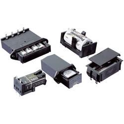 Baterije - držač 1x 9 V Block Lemni priključak (D x Š x V) 60 x 53 x 29 mm TRU COMPONENTS 522562