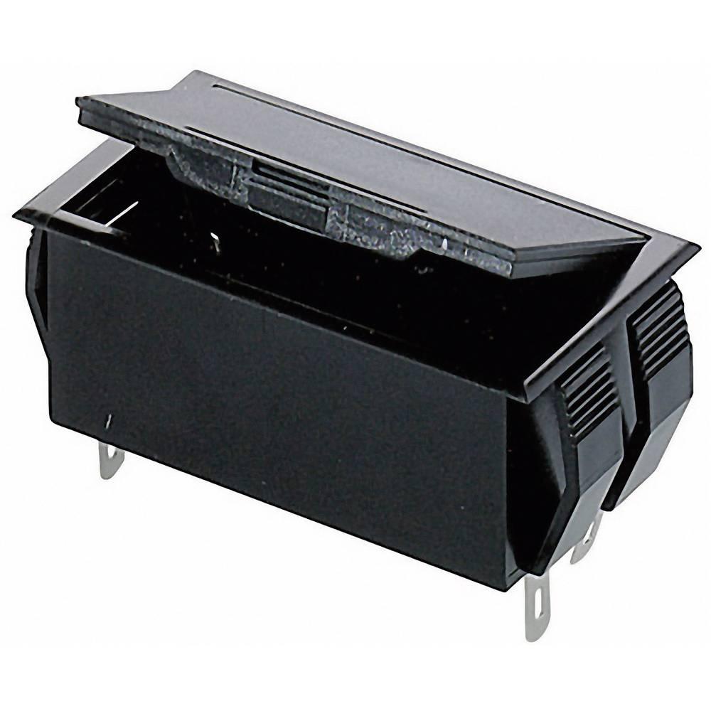 Vgradno držalo za baterije Bopla, za montažo na tiskana vezja, baterijski predal 37 x 65 x 21.5 mm 46300000