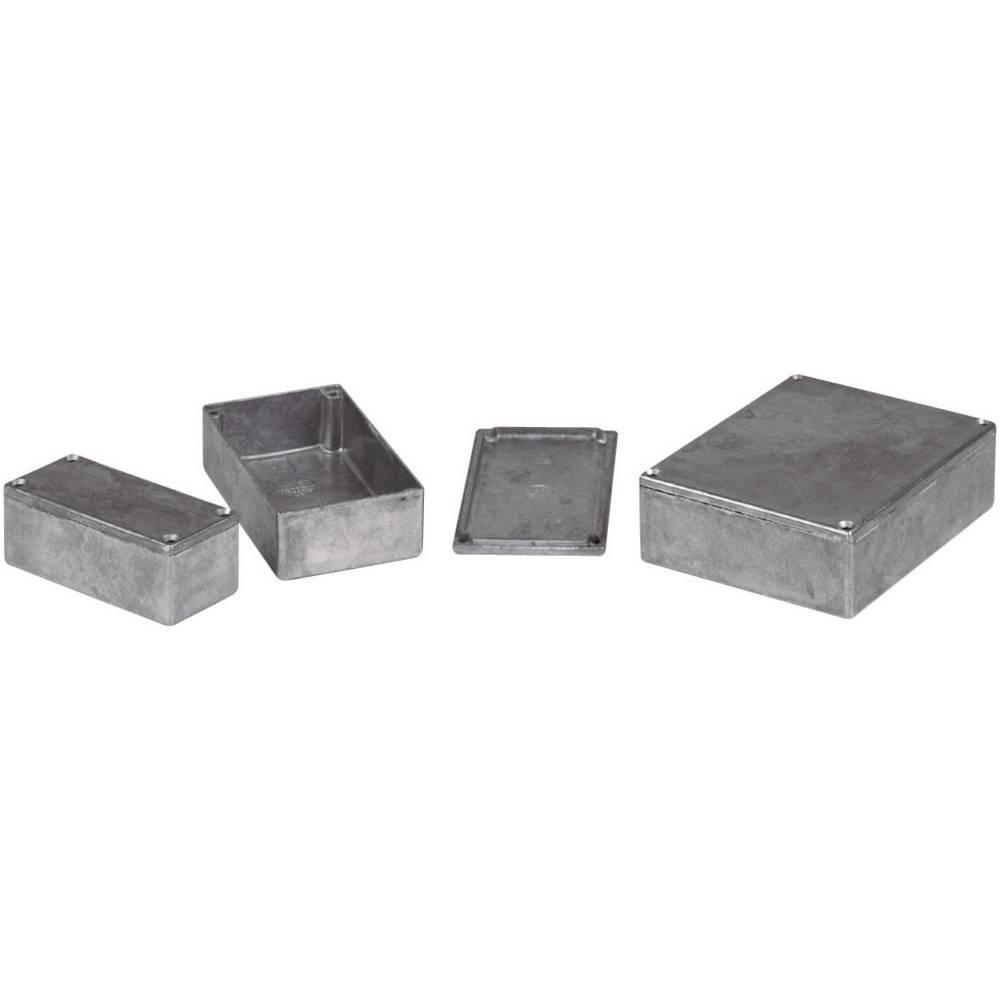 Universalkabinet 50 x 50 x 25 Aluminium Aluminium Hammond Electronics 70007 1 stk