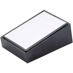 Pult-kabinet TEKO PULT 101 84 x 56 x 36 Plast, Aluminium Sort, Sølv 1 stk