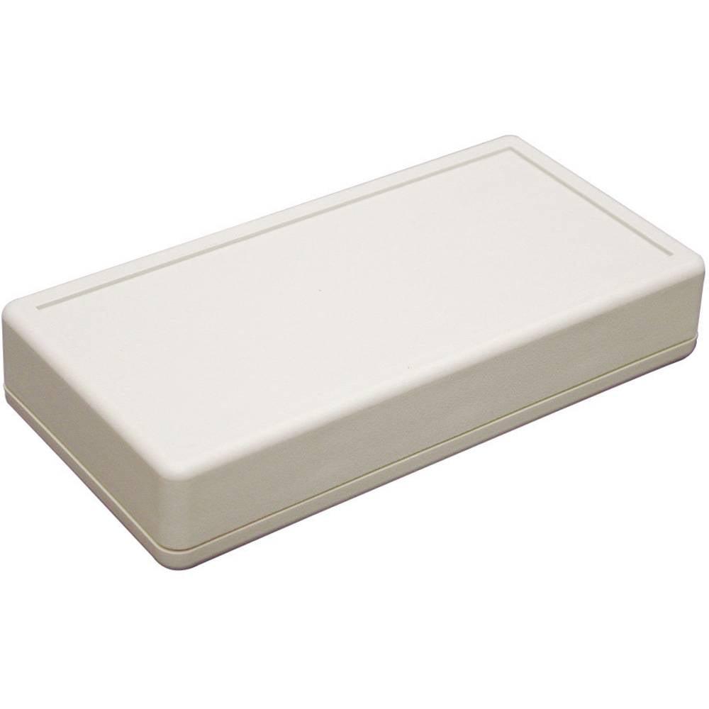 Hånd-kabinet Hammond Electronics 1599ESGY 170 x 85 x 34 Polystyren Grå 1 stk