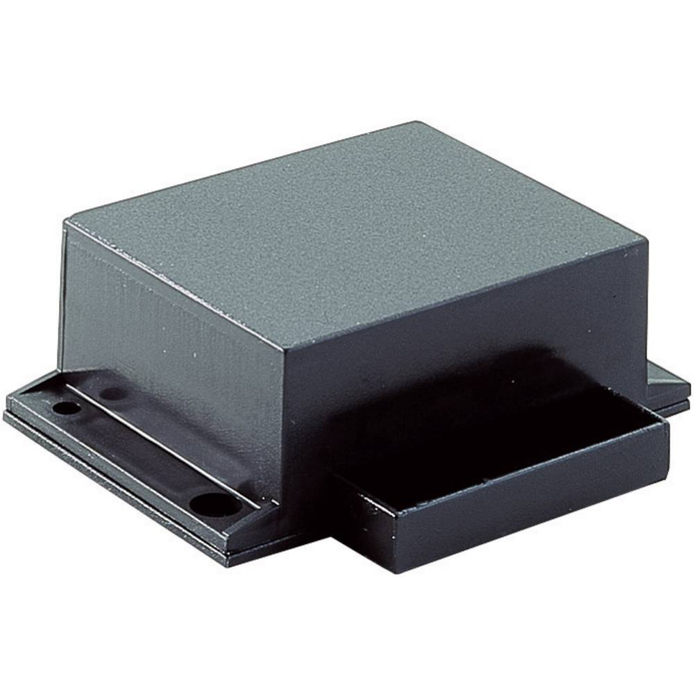 Strapubox Plastično kućište ABS (DxŠ xV) 79 x 66 x 32 mm crna 523