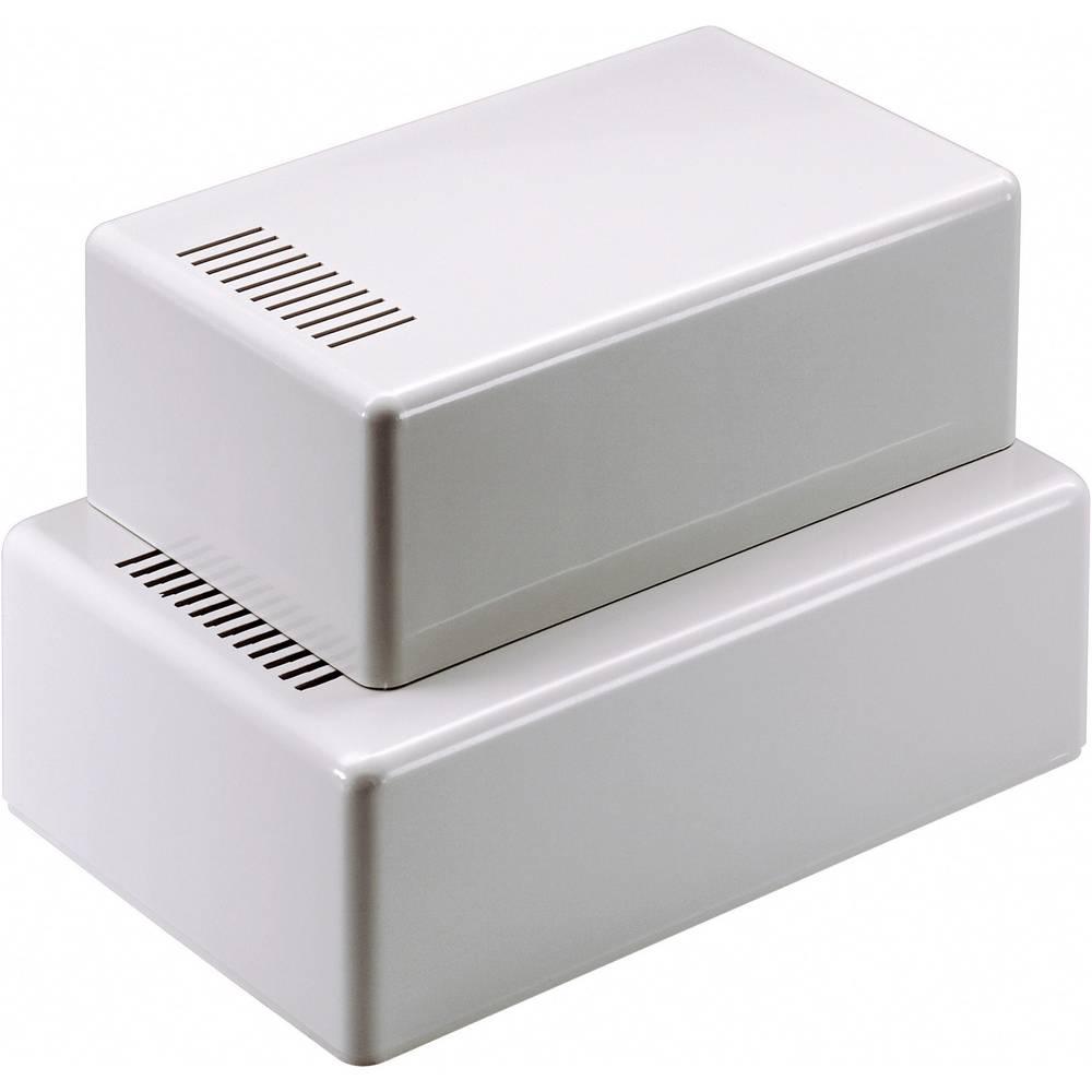 Strapubox kućište od umjetne mase ABS (Š xVxG) 102 x 60 x160mm siva 1004 R