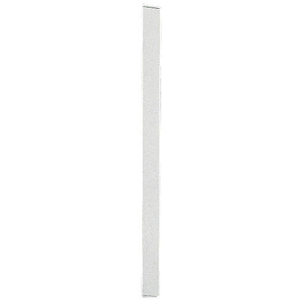 OKW Cover strips for DATEC TERMINAL B4113677 ABS Grey-white