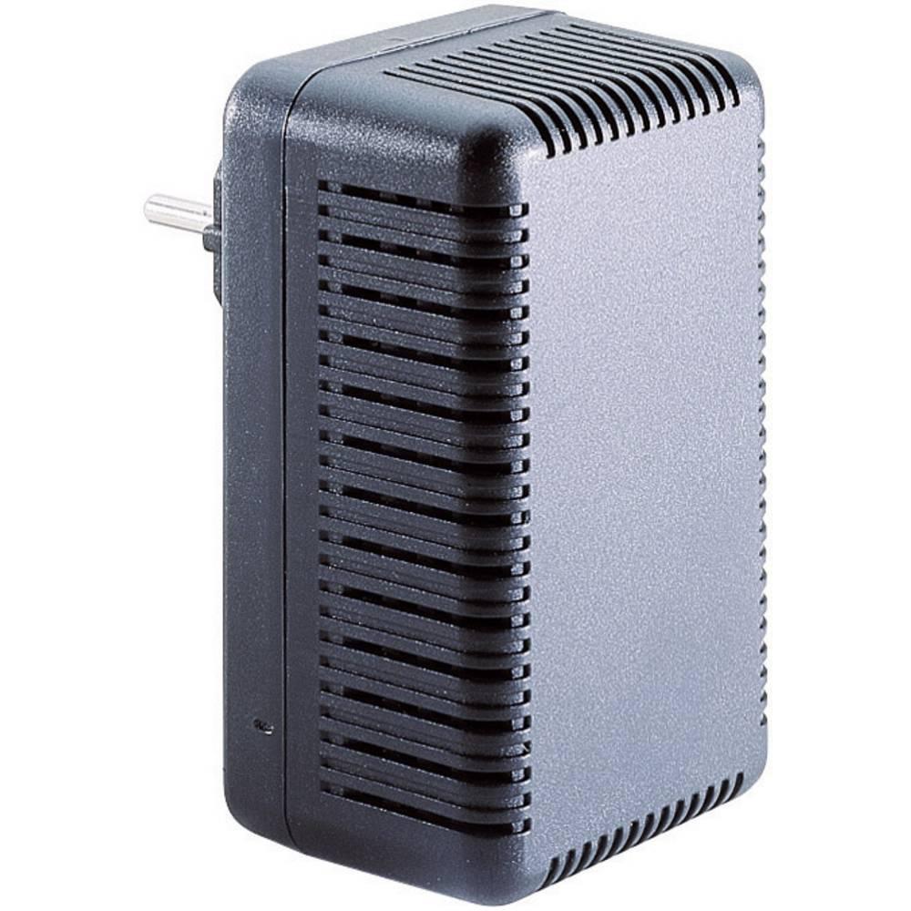 Stikkabinet Strapubox 563 111 x 68 x 51.3 ABS Sort 1 stk