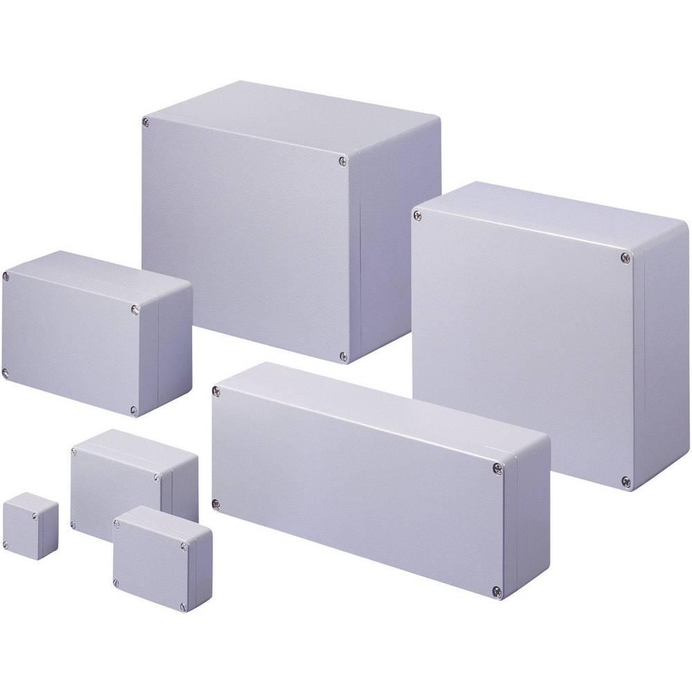 Universalkabinet 125 x 57 x 80 Aluminium Grå (RAL 7001) Rittal GA 9105.210 1 stk
