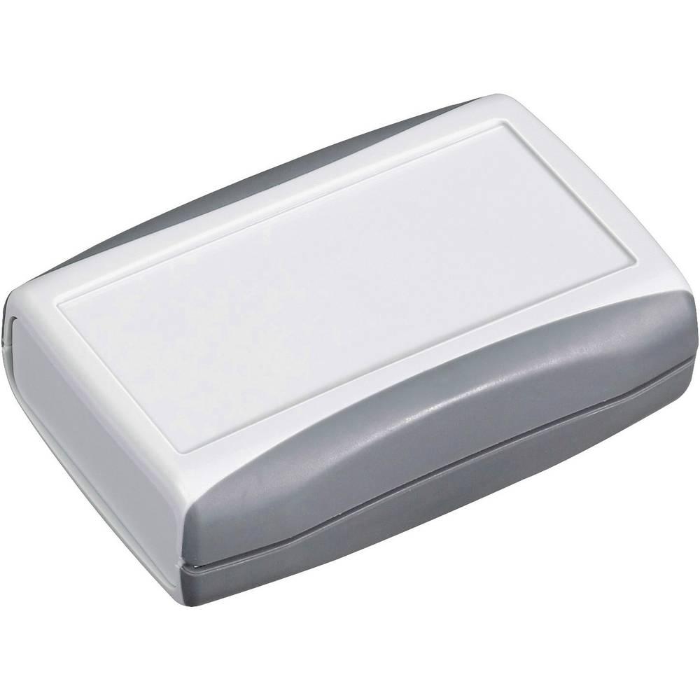 Pactec ručno kućište PP2AA ABS(ŠxVxG) 94 x 63 x 28 mm svijetlo sivo