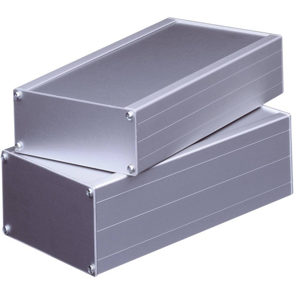 Universalkabinet 168 x 103 x 42 Aluminium Natur (anodiseret) Proma 131020 1 stk