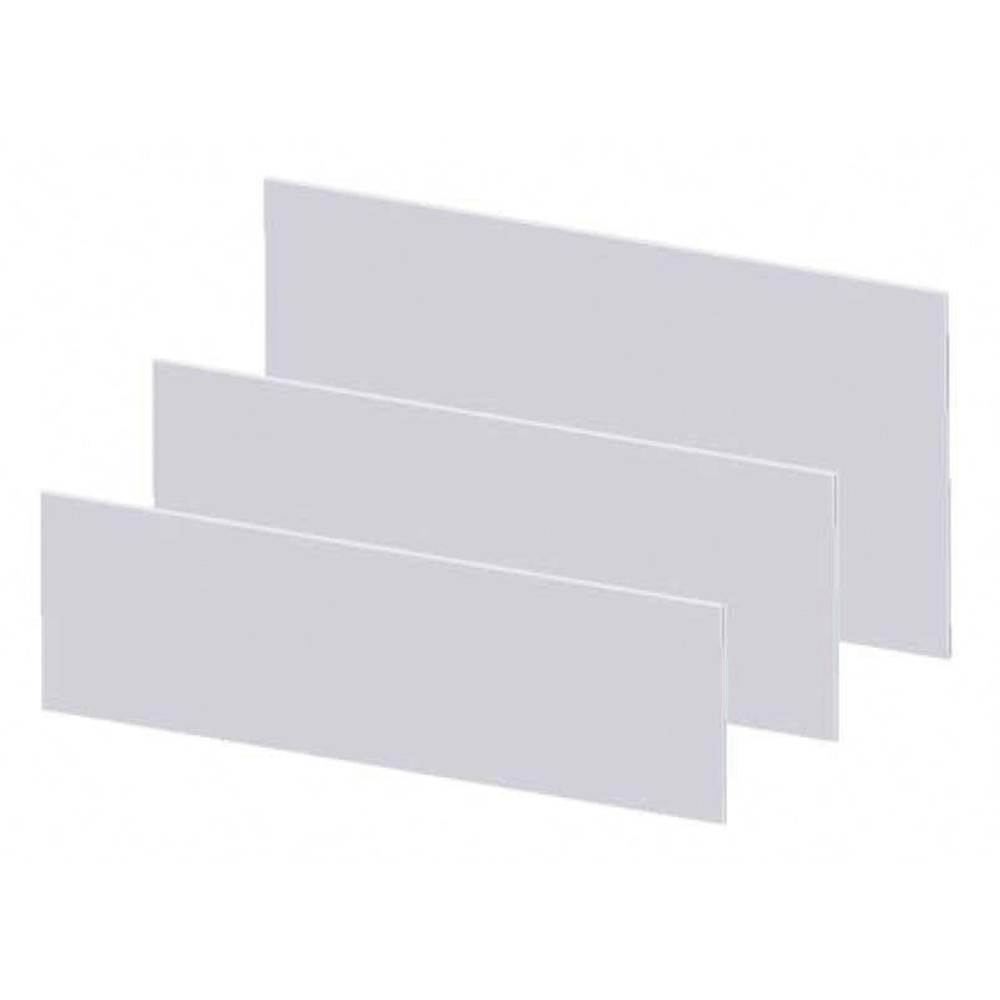 Fischer Elektronik-Aluminijska prednja ploča, 215x81x2mm, eloksirana