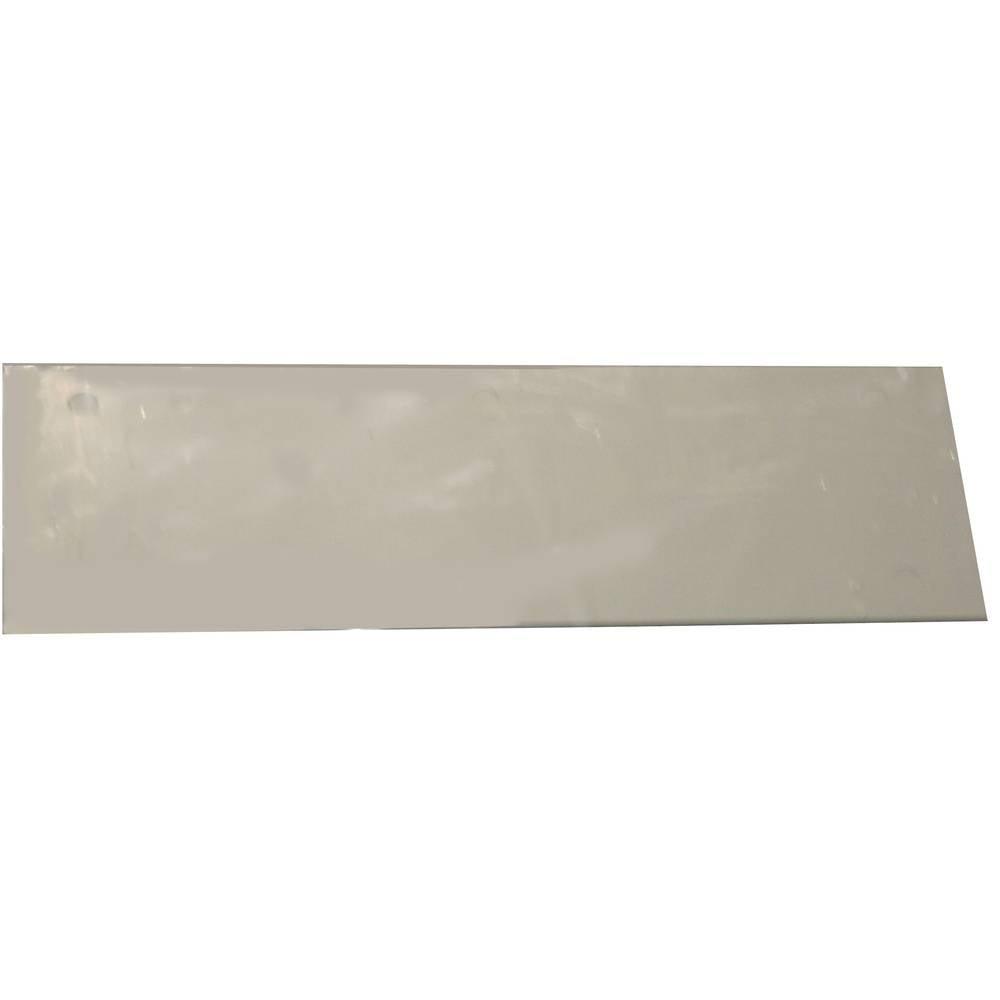 Strapubox plastična ploča (DxŠ xV) 215 x 66 x 2 mm, siva O.LOCH GRAU