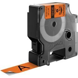 Pisalni trak DYMO IND RHINO 18436 Vinil Barva traku: Oranžna Barva pisave:Črna 19 mm 5.5 m