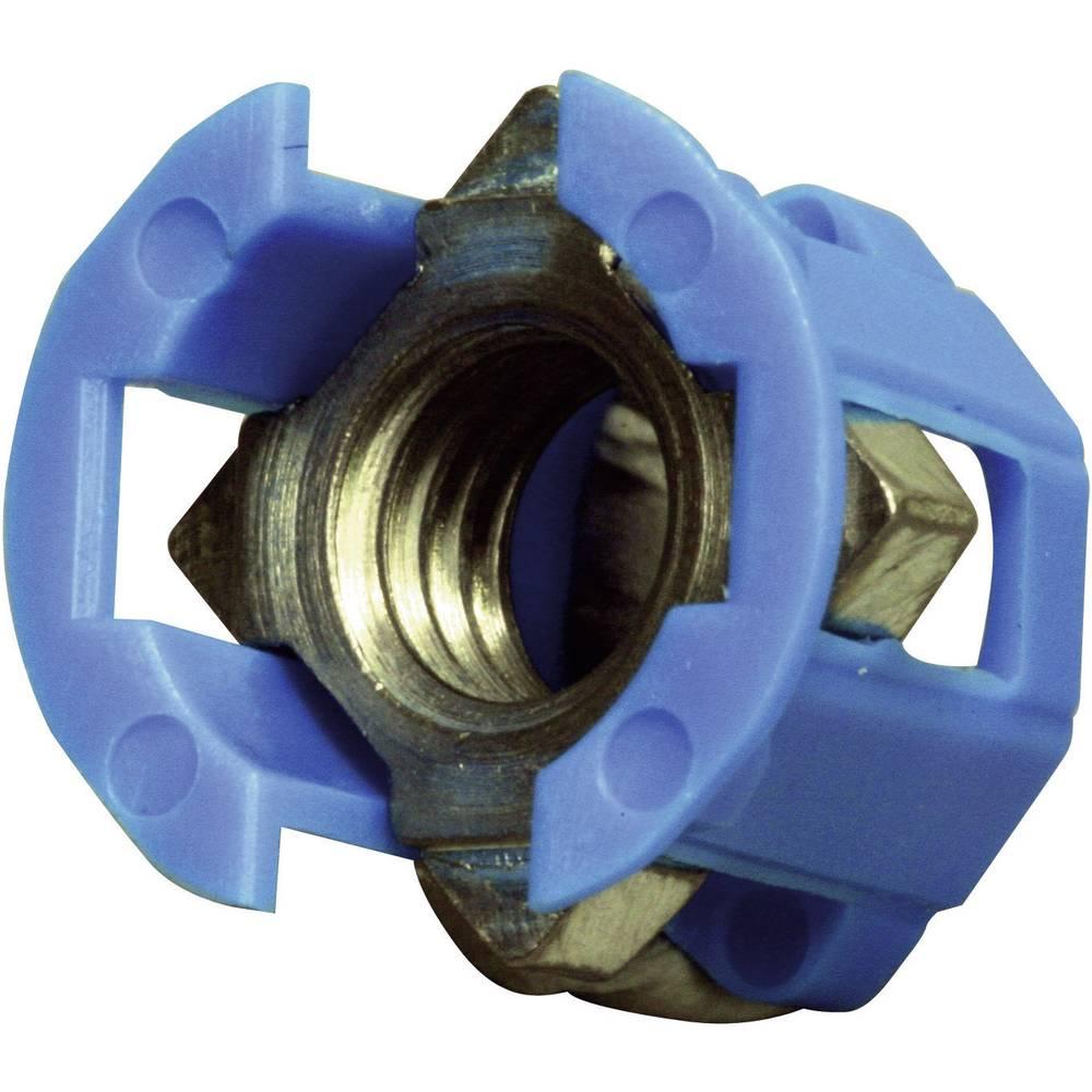 Kletkasta matica modre barve PB Fastener 382-2005 1 kos