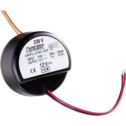 AC/DC-nätdel inbyggnad Comatec OR/FL/0100.12/E 12 V/DC 1 A 12 W öppna kabeländar