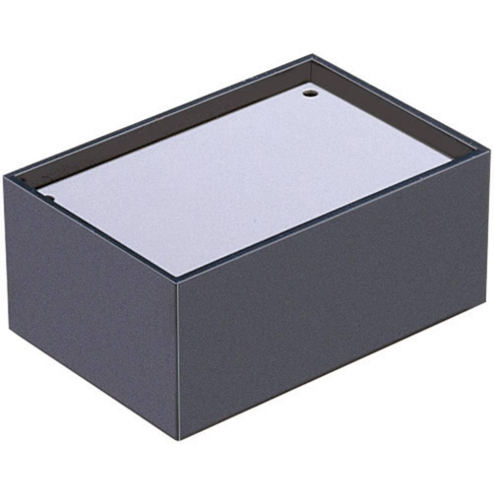 TEKO malo kućište od umjetne mase s aluminijastom prednjom pločom. P/1 umjetna masa