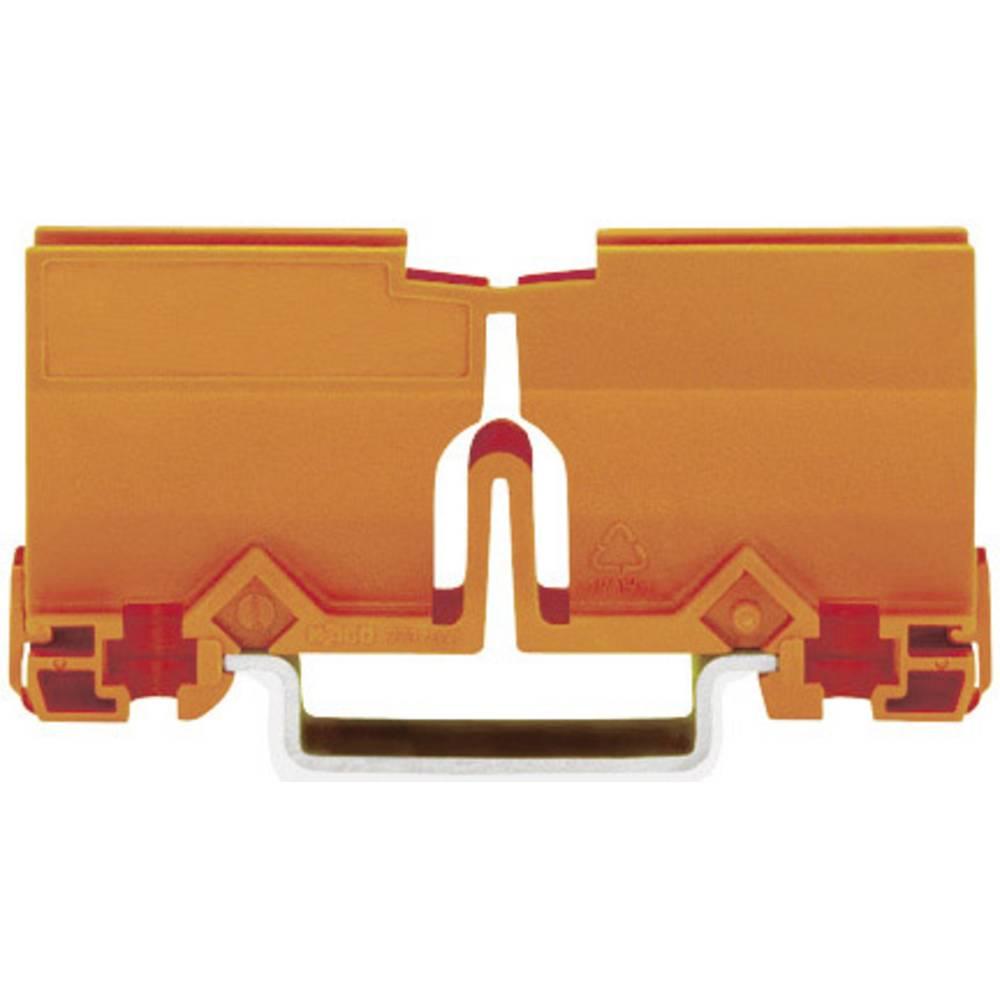 Montažni adapter za seriju 773 WAGO, narančasta 773-332