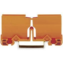 Fastgørelsesadapter WAGO 773-332 Orange 1 stk