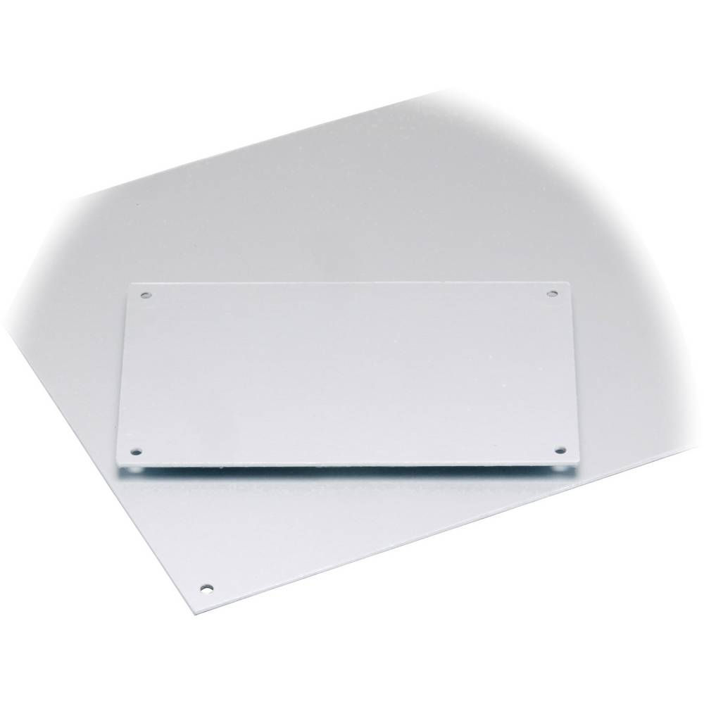 Frontplade Fibox CARDMASTER FP 21/18 Aluminium Aluminium 1 stk