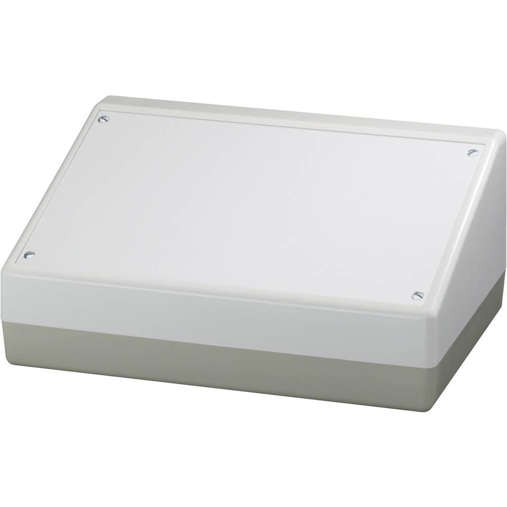 Pult-kabinet OKW AS054486 220 x 100 x 156 ABS, Aluminium Aluminium (anodiseret) 1 stk
