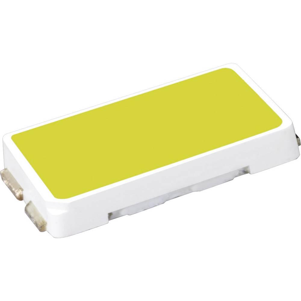 SMD-LED (value.1317393) OSRAM særlig form 12100 mcd 120 ° Hvid