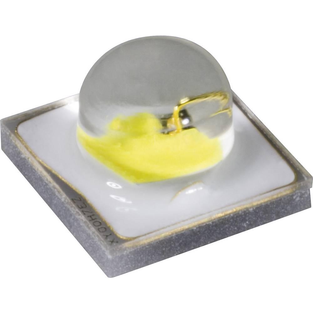 SMD-LED (value.1317393) OSRAM LCW CR7P. PC særlig form 80 ° Hvid