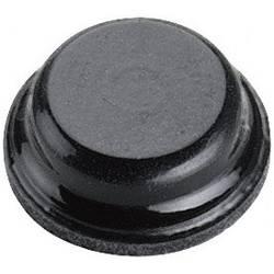 Chassisfod 3M SJ 5076 Selvklæbende, Rund Sort (Ø x H) 8 mm x 2.8 mm 1 stk