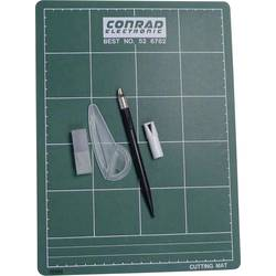 Monteringsplade (L x B) 300 mm x 220 mm 1 stk