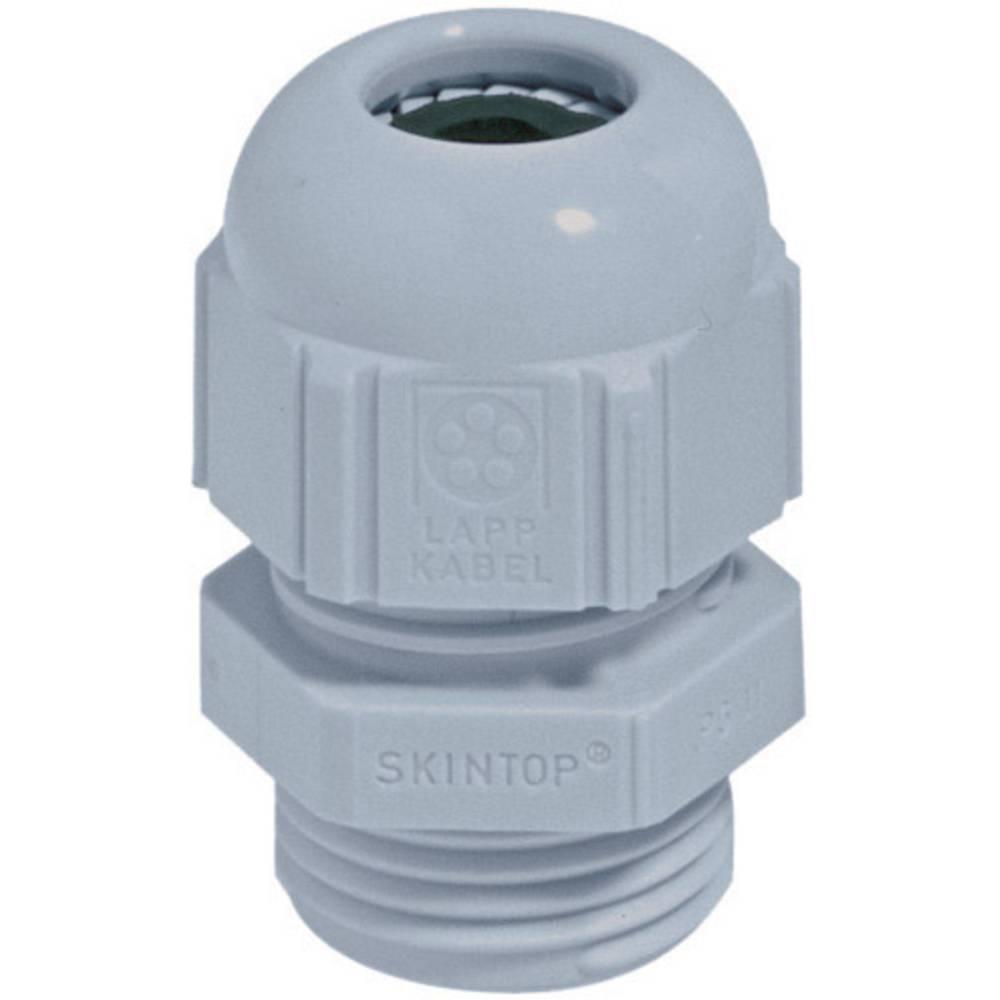 Kabelforskruning LappKabel SKINTOP® ST-M 20x1.5 M20 Polyamid Lysegrå (RAL 7035) 1 stk