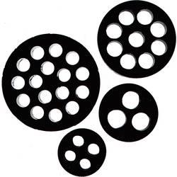 Multiforseglingsindsats LappKabel 53325640 Nitril-butadien-gummi M25 Sort 1 stk