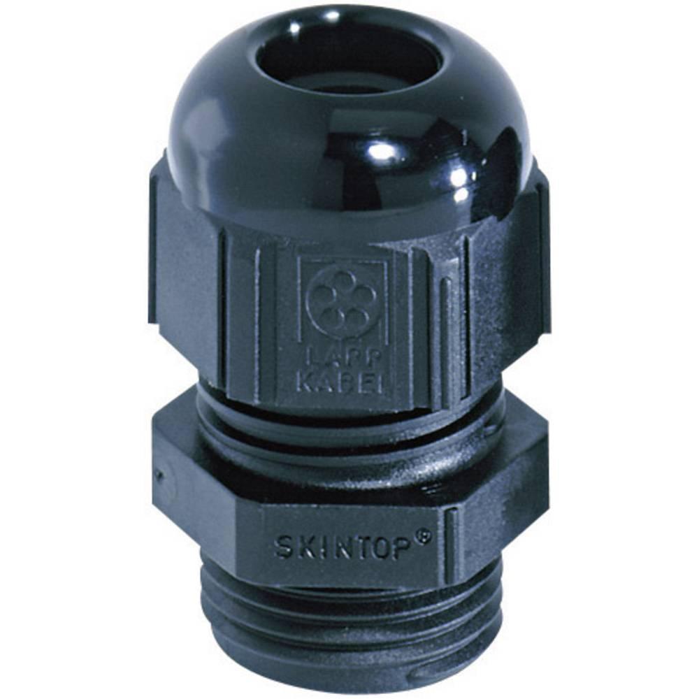 Kabelska uvodnica M12 poliamid, crne boje (RAL 9005) LappKabel SKINTOP® ST-M12 x 1.5 1 kom.