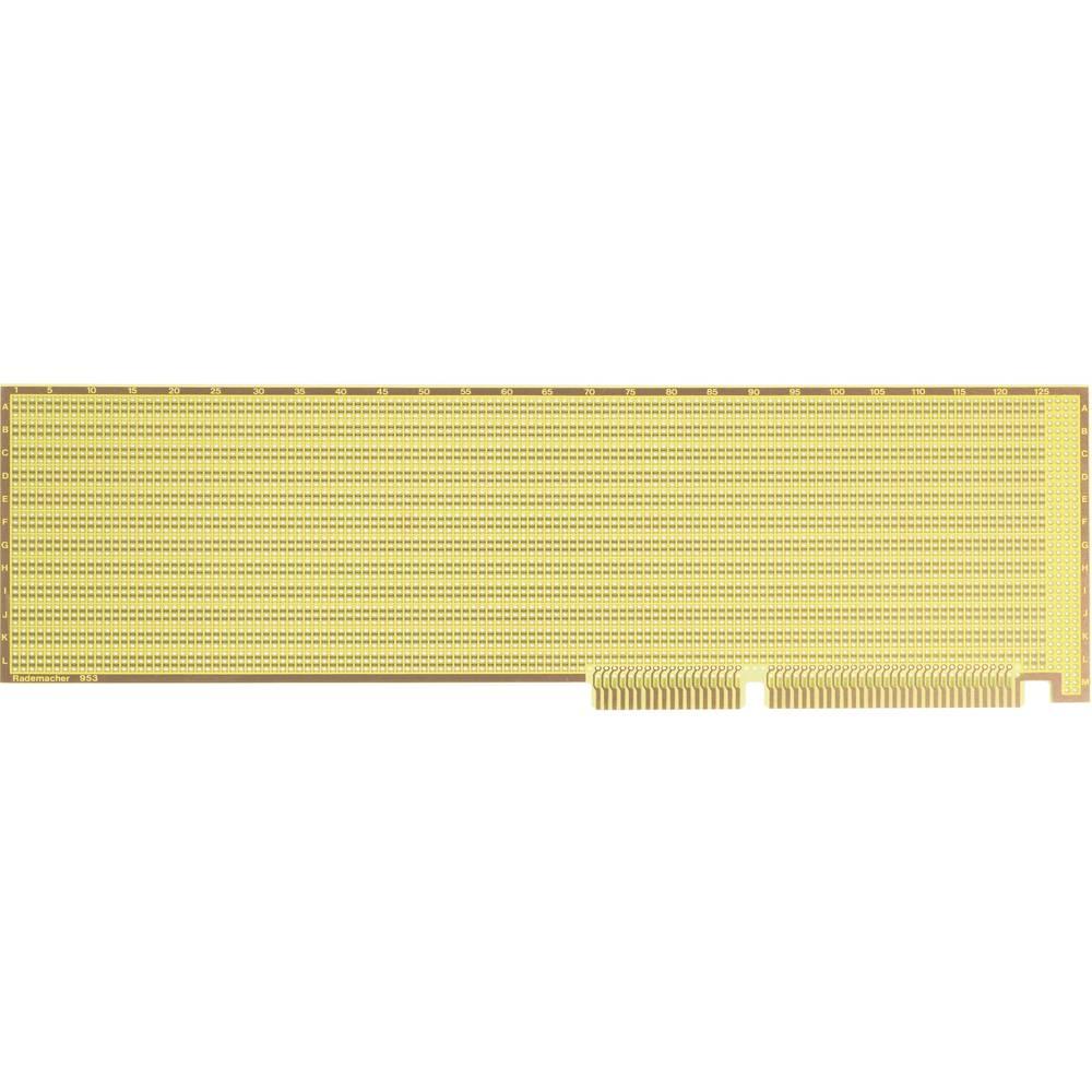 WR Rademacher Laboratorijska pločica (DxĹ xV) 334 x 108 x 1.5mm VK C-953-EP
