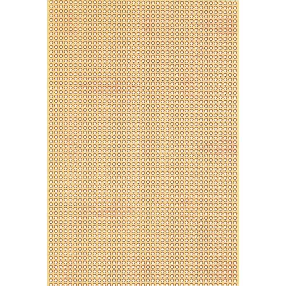 Printplade Hårdt papir (L x B) 160 mm x 100 mm 35 µm Rastermål 2.50 mm WR Rademacher WR-Typ 815-5 Indhold 1 stk