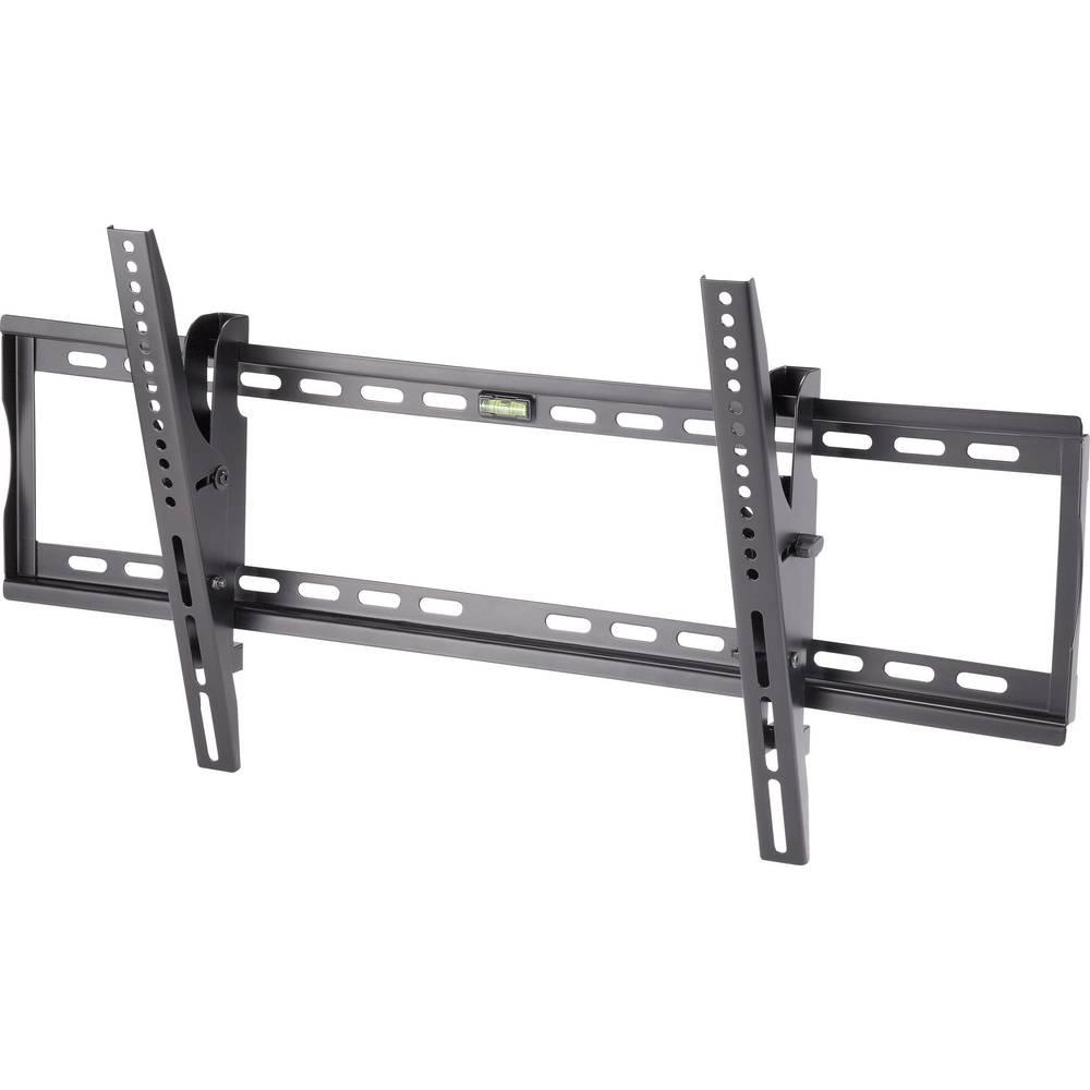 Stensko držalo za televizor SpeaKa Professional, 105-200 cm(42-80''), 100 kg, črne barve